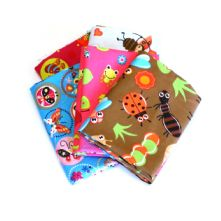 Pack of 5 100% Cotton Butterflies and Bugs Prints Fat Quarters